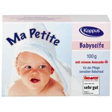 صابون بچه کاپوس مدل Baby وزن 100 گرم