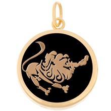 Mahak MM0329 Gold Necklace Pendant
