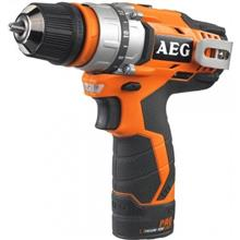 AEG BBS 12C2 Li Kit Screw Driver Drill