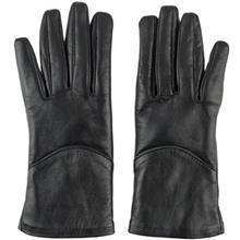 دستکش زنانه چرم مشهد مدل Black R173