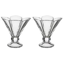 Blink Max LZ1301 Ice Cream Glass - Pack Of 2