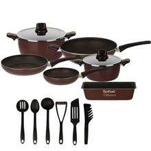 Tefal Pleasure Cookware Set 14 Peices