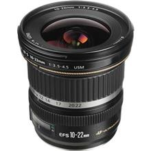 Canon EF-S 10-22mm f/3.5 4.5 USM Camera Lens