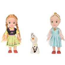 عروسک فروزن مدل  Deluxe Toddler Elsa And Anna