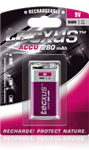 tecxus 9V / NiMH 280mAh Battery