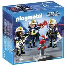 ساختني پلي موبيل مدل Firemen Team 5366