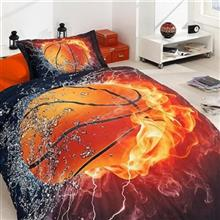First Choice Basketball Sleep Set 1 Persons 4 Pieces