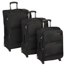 مجموعه 3 عددی چمدان ونگر نوبلر مدل W-851