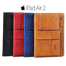 Apple iPad Air 2 REMAX Pedestrain Leather Case