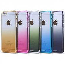 Apple iPhone 6 and iPhone 6S REMAX Rainbow Series Ultra Thin Electroplating PC Case