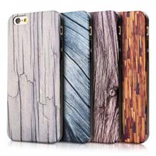 Apple iPhone 6 and iPhone 6S REMAX Wood Fashion Slim-Fit TPU Case