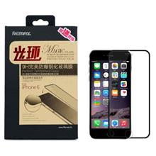 Apple iPhone 6 and iPhone 6S REMAX Halo Full Coverage Metallic Edge Anti-blue Light Tempered Galss Screen Protector
