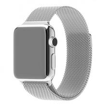 Apple Watch 42mm Remax Lawrence Milanese Loop Magnetic Closure Stainless Steel Band