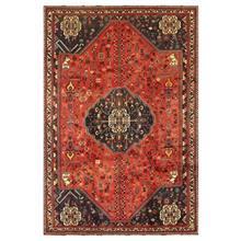 فرش دستبافت قديمي شش و نيم متري کد 145970