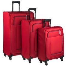 مجموعه سه عددي چمدان امريکن توريستر مدل 99W
