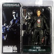 NECA Action Figure TERMINATOR 2 T-800 Steel Mill