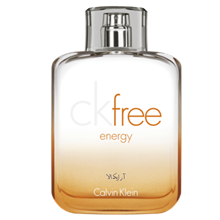 Calvin Klein Free Energy Eau De Toilette For Men 100ml