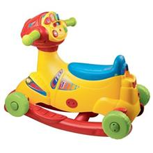 ماشین بازی سواری وی تک مدل Sit To Race Smart Wheels
