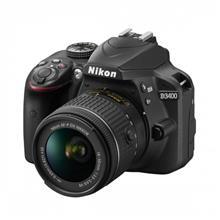 Nikon D3400 Kit AF-P 18-55 VR Camera