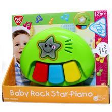 اسباب بازي آموزشي پليگو مدل Baby Rock Star Piano