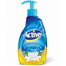 Active Washing Liquid Blue 450ml