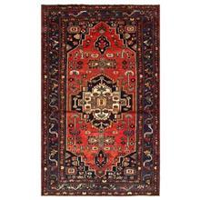 فرش دستبافت قديمي سه متري کد 52508