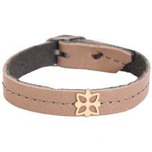 دستبند طلا 18 عیار کارین مدل 177003