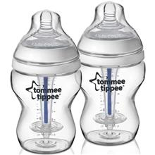 Tommee Tippee TT422603 Baby Bottle 2x 260 ml