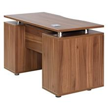 Ista IC300 Light Walnut Office Desk