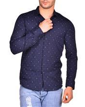 پیراهن مردانه Tanris مدل 158