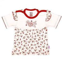 تی شرت دخترانه آستین کوتاه پاریز (Pariz) طرح گل