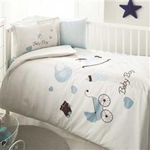 Ozdilek Baby Boy 4 Pieces Kids Bedsheet Set