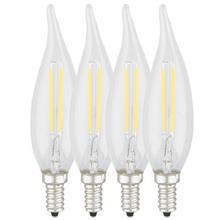 لامپ فیلامنتی 2 وات کداک مدل N41116 پایه E14 بسته 4 عددی