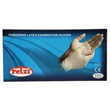 دستکش يکبار مصرف رتزي کد 2931 - بسته 100 عددي