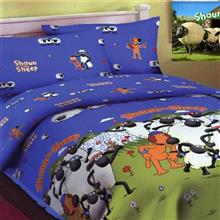 Carina Shaun And Family Biru 1 Persons 4 Pieces Sleep Set