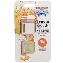 Bullsone Lemon Splash Car Air Freshener Clamp