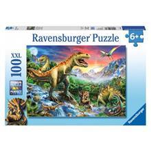 Ravensburger Dinosaur Age Puzzle 100 Pcs