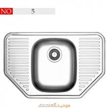 سینک توکار فرامکو مدل 5