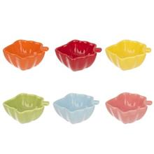 Jovani Leaf Bowl - 6 Pieces