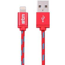 STM Elite USB to Lightning Cable 1m