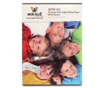 Mir-Aus Premium Satin Inject Photo Paper 130x180