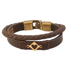 Kabook 175003 Gold Bracelet
