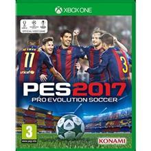 بازي PES 2017 مخصوص Xbox One