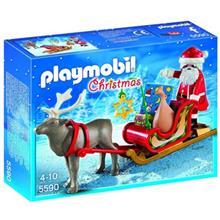 ساختني پلي موبيل مدل Reindeer Sleigh 5590