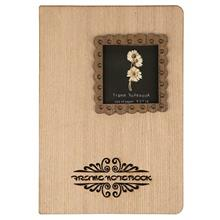 Frame Flower Design 1 Notebook Size 19 in 13cm