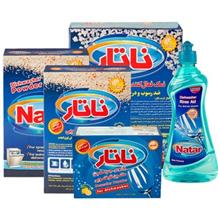 Natar 5 pieces Detergents For Dishwashers Bundle Code 6