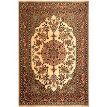 فرش دستبافت يک متري  کد 9509157