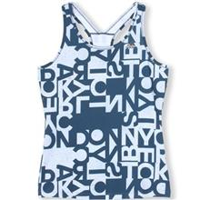 Adidas Allover Print Top For Women
