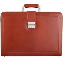 کیف دستی چرم طبیعی گالری مثالین مدل 24001