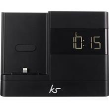 KitSound XDOCK Clock Radio Dock For iPhone and iPod
